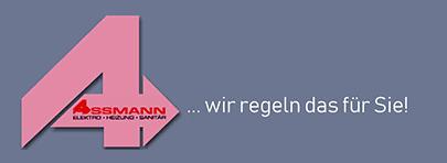 Assmann Elektro Heizungs- Lüftungsbau GmbH - Logo